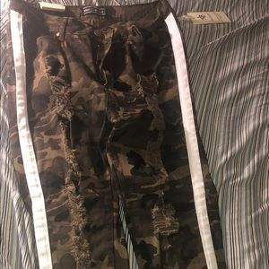 Army Fatigue pants